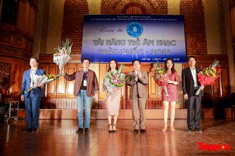 'Tai nang tre Am nhac toan quoc nam 2016': Thu thach dau tien tren con duong chinh phuc dinh cao nghe thuat - Anh 5