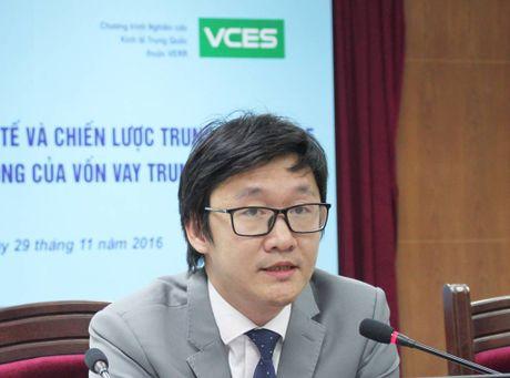 Von Trung Quoc: 'Tien di toi dau, nguoi di toi do' - Anh 1