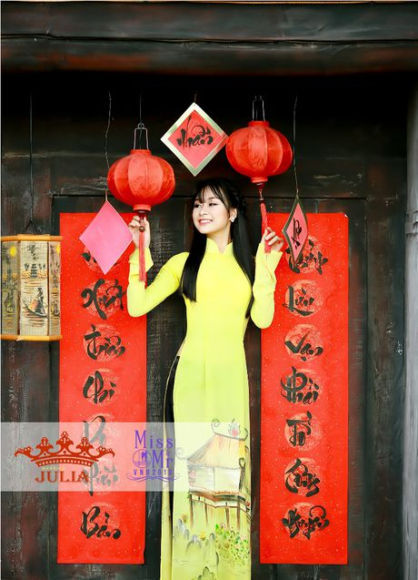 Hoa hau My Linh,nghe si Xuan Bac cham thi SV thanh lich - Anh 1
