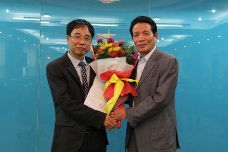 Ong Nguyen Van Hieu duoc bo nhiem Pho Cuc truong Cuc Bao chi - Anh 1