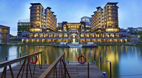 Tuyen Viet Nam o resort tien nghi tai Indonesia - Anh 2