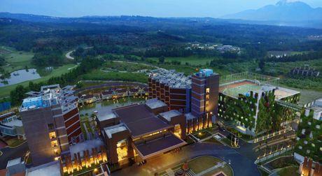 Tuyen Viet Nam o resort tien nghi tai Indonesia - Anh 3