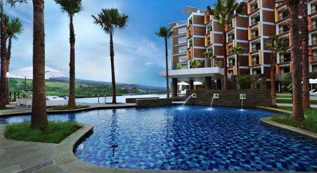 Tuyen Viet Nam o resort tien nghi tai Indonesia - Anh 4