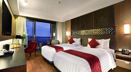 Tuyen Viet Nam o resort tien nghi tai Indonesia - Anh 6