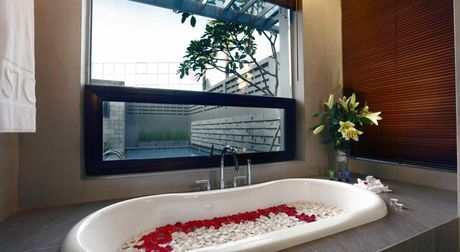 Tuyen Viet Nam o resort tien nghi tai Indonesia - Anh 7