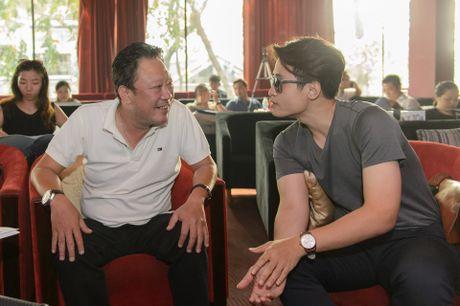 Duc Tuan di xe may den tap Duyen dang Viet Nam - Anh 6