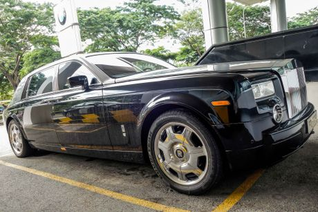 Rolls-Royce cua ba Bach Diep tai xuat o Sai Gon - Anh 1