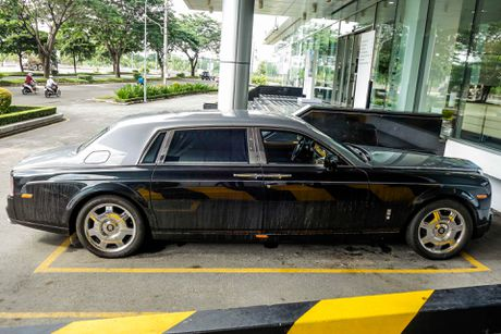 Rolls-Royce cua ba Bach Diep tai xuat o Sai Gon - Anh 2