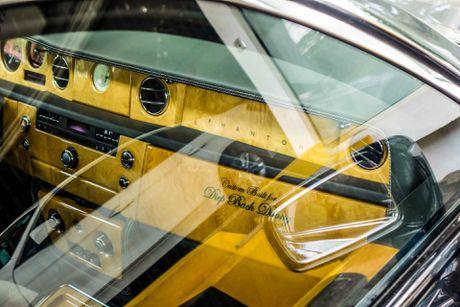 Rolls-Royce cua ba Bach Diep tai xuat o Sai Gon - Anh 3
