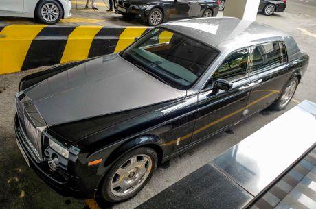 Rolls-Royce cua ba Bach Diep tai xuat o Sai Gon - Anh 4
