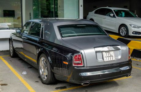 Rolls-Royce cua ba Bach Diep tai xuat o Sai Gon - Anh 5