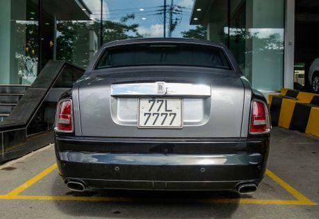 Rolls-Royce cua ba Bach Diep tai xuat o Sai Gon - Anh 7