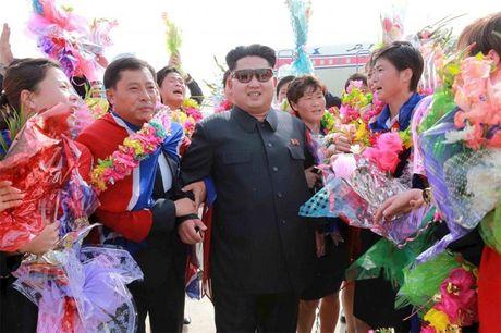 Phong cach dac biet cua Kim Jong Un - Anh 1