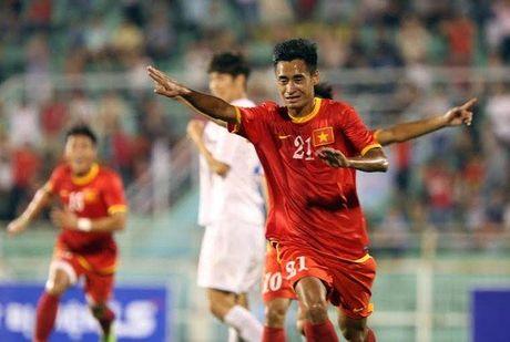HLV Huu Thang cho Minh Tuan tam roi tuyen Viet Nam - Anh 1