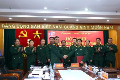Dai ta Phung Quang Hai thoi chuc o TCT 319 - Anh 2