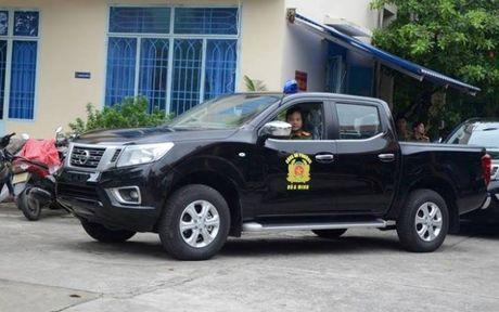 Da Nang chi hon 33 ty mua 56 xe oto cho cong an phuong - Anh 1