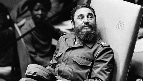 Thoi trai tre trong cuoc doi khac thuong cua Fidel Castro - Anh 1