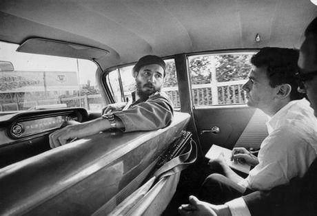 Thoi trai tre trong cuoc doi khac thuong cua Fidel Castro - Anh 3