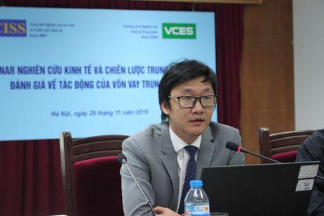 Vay von Trung Quoc: The gioi dang lo so, Viet Nam khong nen sot sang - Anh 1