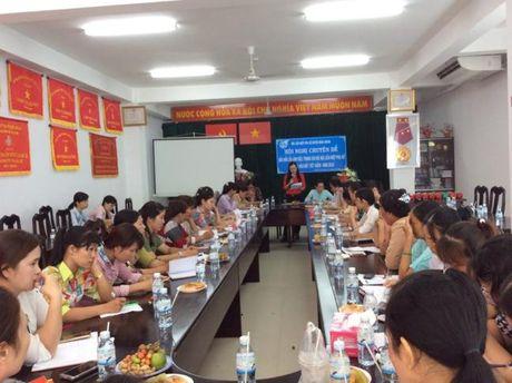 Huyen Binh Chanh: Sua doi loi lam viec trong Can bo Hoi - Anh 1