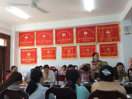Huyen Binh Chanh: Sua doi loi lam viec trong Can bo Hoi - Anh 2