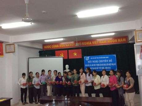 Huyen Binh Chanh: Sua doi loi lam viec trong Can bo Hoi - Anh 3