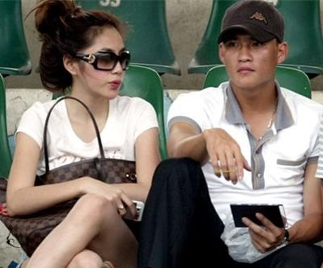 Thuy Tien chia se bi mat roi nuoc mat trong qua khu cua Cong Vinh - Anh 1