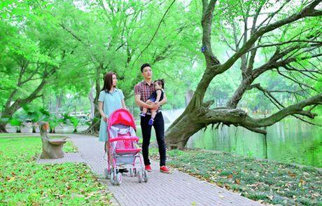 'Soai ca' Chi Nhan trong bo phim mang thong diep tinh yeu - Anh 2