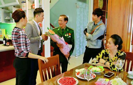 'Soai ca' Chi Nhan trong bo phim mang thong diep tinh yeu - Anh 3
