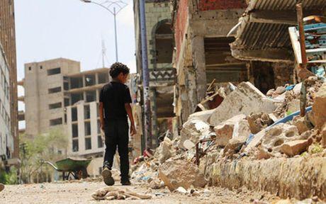 Phien quan Houthi o Yemen don phuong tuyen bo thanh lap chinh phu - Anh 1