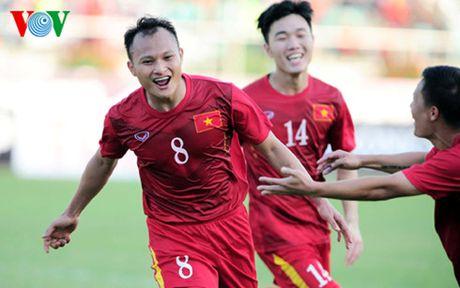 AFF Cup 2016: DT Viet Nam va cai dop o vong ban ket - Anh 1