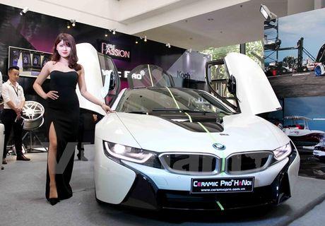 Cong ty chuyen nhap xe BMW vao Viet Nam bi to dung hop dong gia - Anh 1