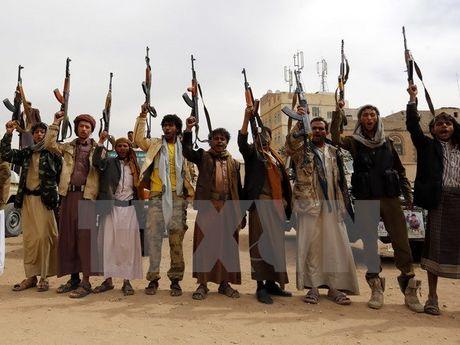 Phat hien bang chung Iran cung cap vu khi cho phien quan Yemen - Anh 1