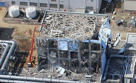 Chi phi don dep sau tham hoa hat nhan Fukushima tang gap doi - Anh 1