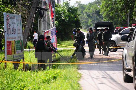 Thai Lan bat giu 3 ke am muu danh bom cac khu du lich - Anh 1
