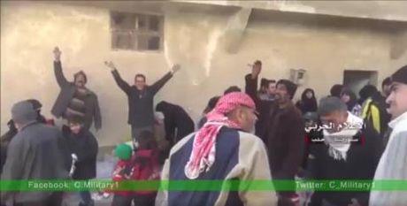 Nga- Syria pha bay la chan song Aleppo - Anh 1