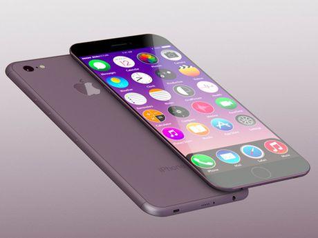 Apple dang thu nghiem 10 mau iPhone 8 - Anh 1