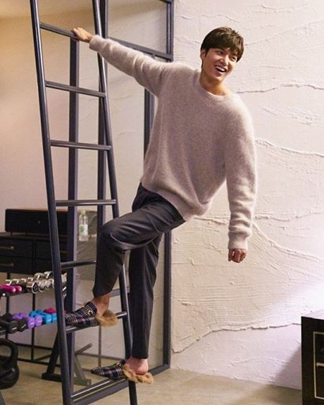 Hau truong hai huoc cua 'sieu trom' Lee Min Ho - Anh 3