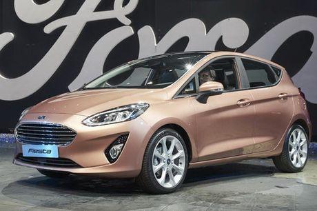Ford Fiesta 2017 hoan toan moi ra mat - Anh 1