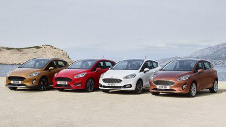 Ford Fiesta 2017 hoan toan moi ra mat - Anh 2