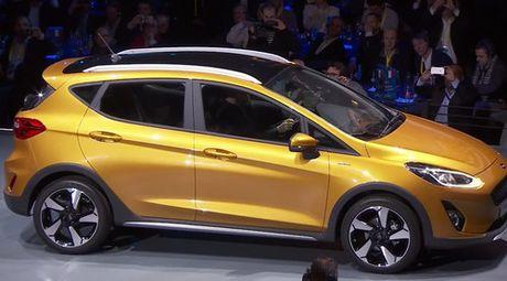 Ford Fiesta 2017 hoan toan moi ra mat - Anh 6