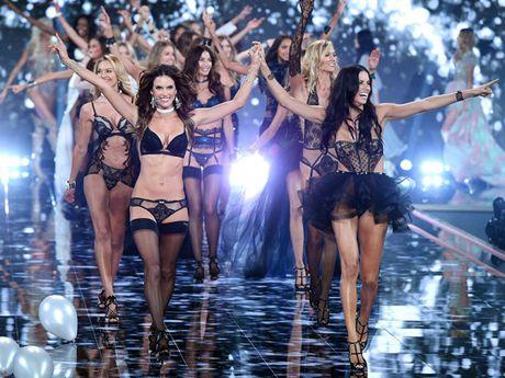 Khoanh khac dep 'dung hinh' cua Victoria's Secret Show - Anh 16