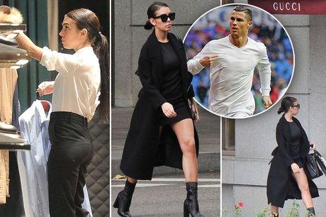 Trot yeu Cristiano Ronaldo, cuoc song cua nguoi dep Rodriguez bi dao lon - Anh 1