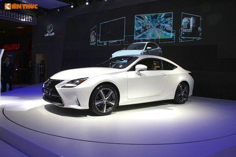 Lexus Viet Nam 'chot gia' xe sang RC Turbo 2,98 ty dong - Anh 2