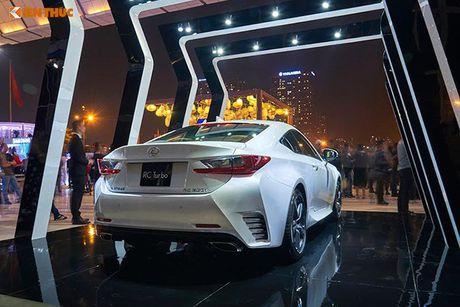 Lexus Viet Nam 'chot gia' xe sang RC Turbo 2,98 ty dong - Anh 3