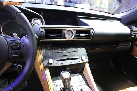 Lexus Viet Nam 'chot gia' xe sang RC Turbo 2,98 ty dong - Anh 6