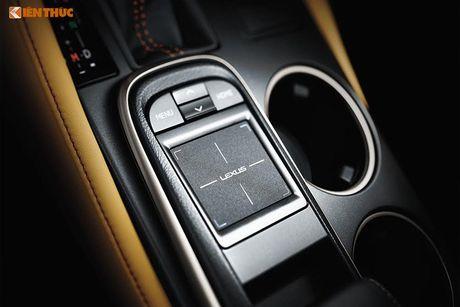 Lexus Viet Nam 'chot gia' xe sang RC Turbo 2,98 ty dong - Anh 8