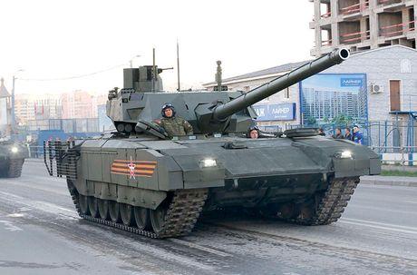 My-NATO se run so truoc dai phao moi cua Armata, T-90? - Anh 1
