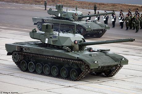 My-NATO se run so truoc dai phao moi cua Armata, T-90? - Anh 2