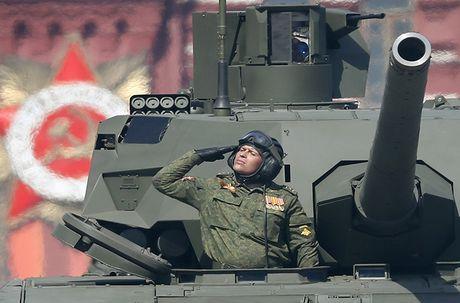 My-NATO se run so truoc dai phao moi cua Armata, T-90? - Anh 3